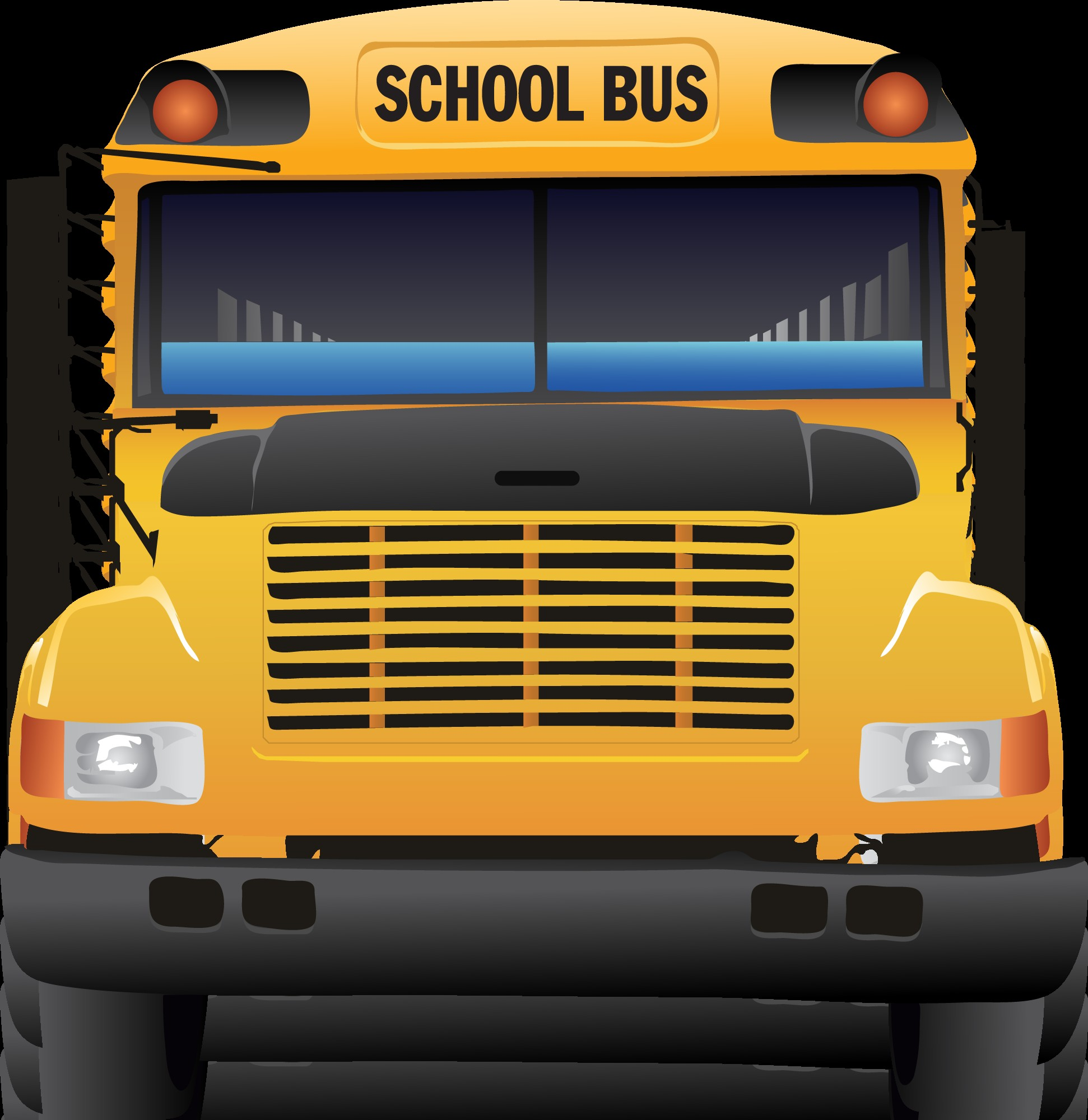 Bus clipart school outing Just Schools Everyday I Allegan
