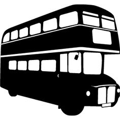 Bus clipart silhouette VW #microbus Arte #VW silhouette