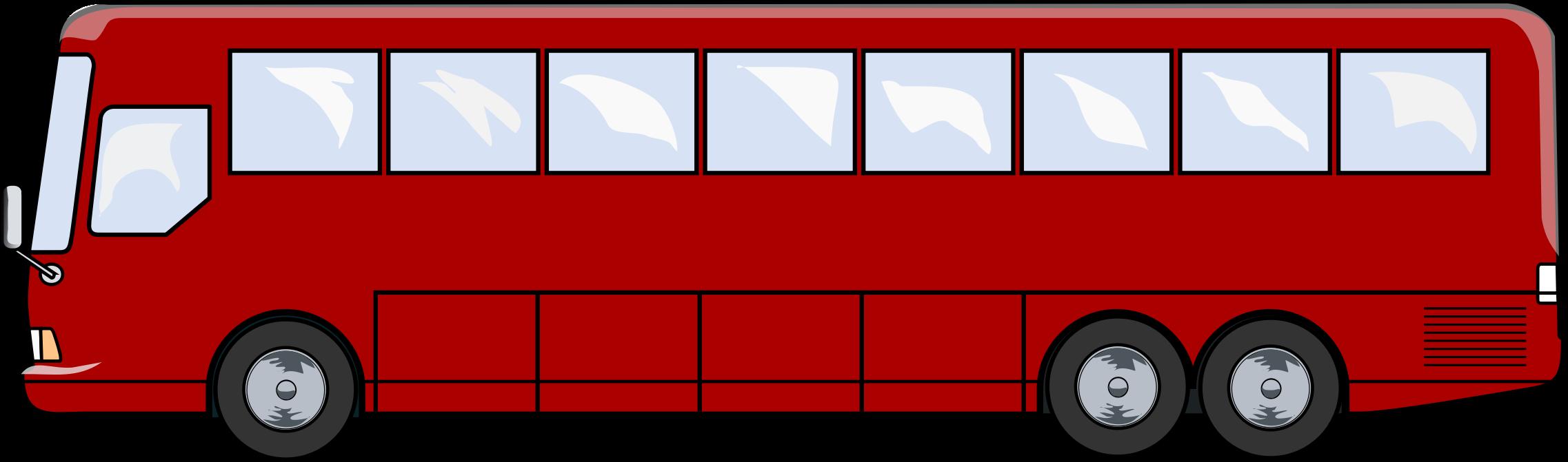 Open Door clipart bus Bus bus Clipart Tour Tour