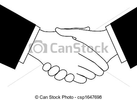 Business clipart business deal #8