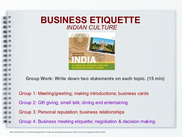 Culture clipart business meeting ETIQUETTE Etiquette BUSINESS Communication