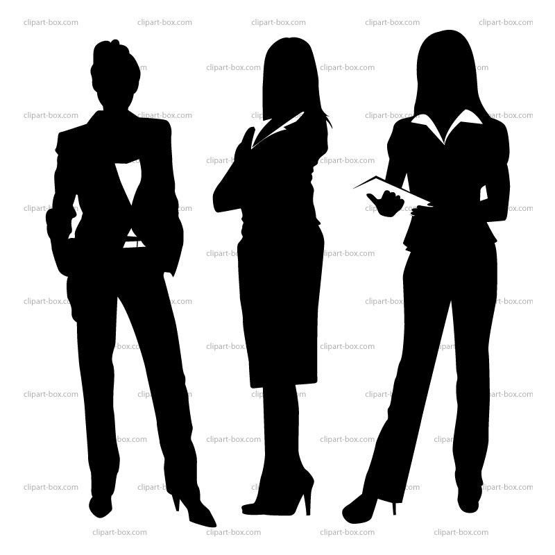 Business clipart business person #4