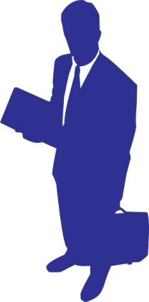 Business clipart business person #5