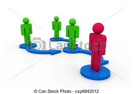 Business clipart business relationship Csp6842012 of Search Relationship Relationship