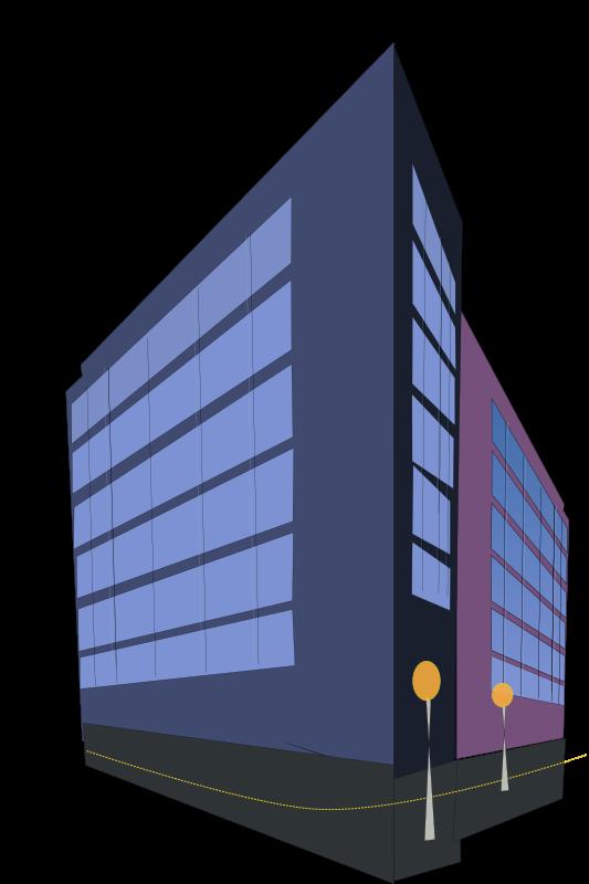 Business clipart commercial building IMAGE (PNG) building MEDIUM Clipart