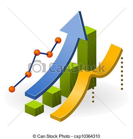 Business clipart data result  Performance Art diagram Chart