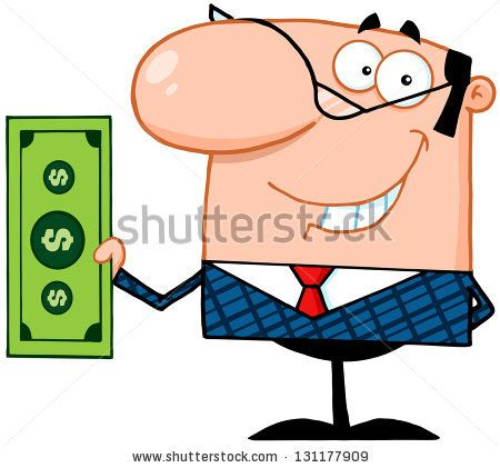 Business clipart dollar On Vectors Bill about Business