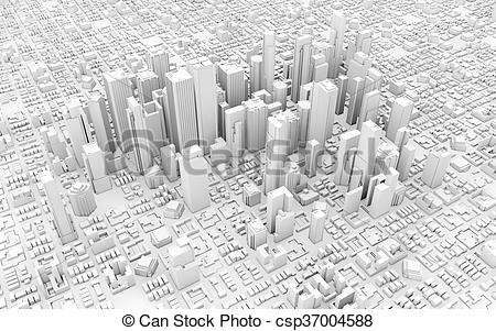 Business clipart downtown Downtown  city downtown business