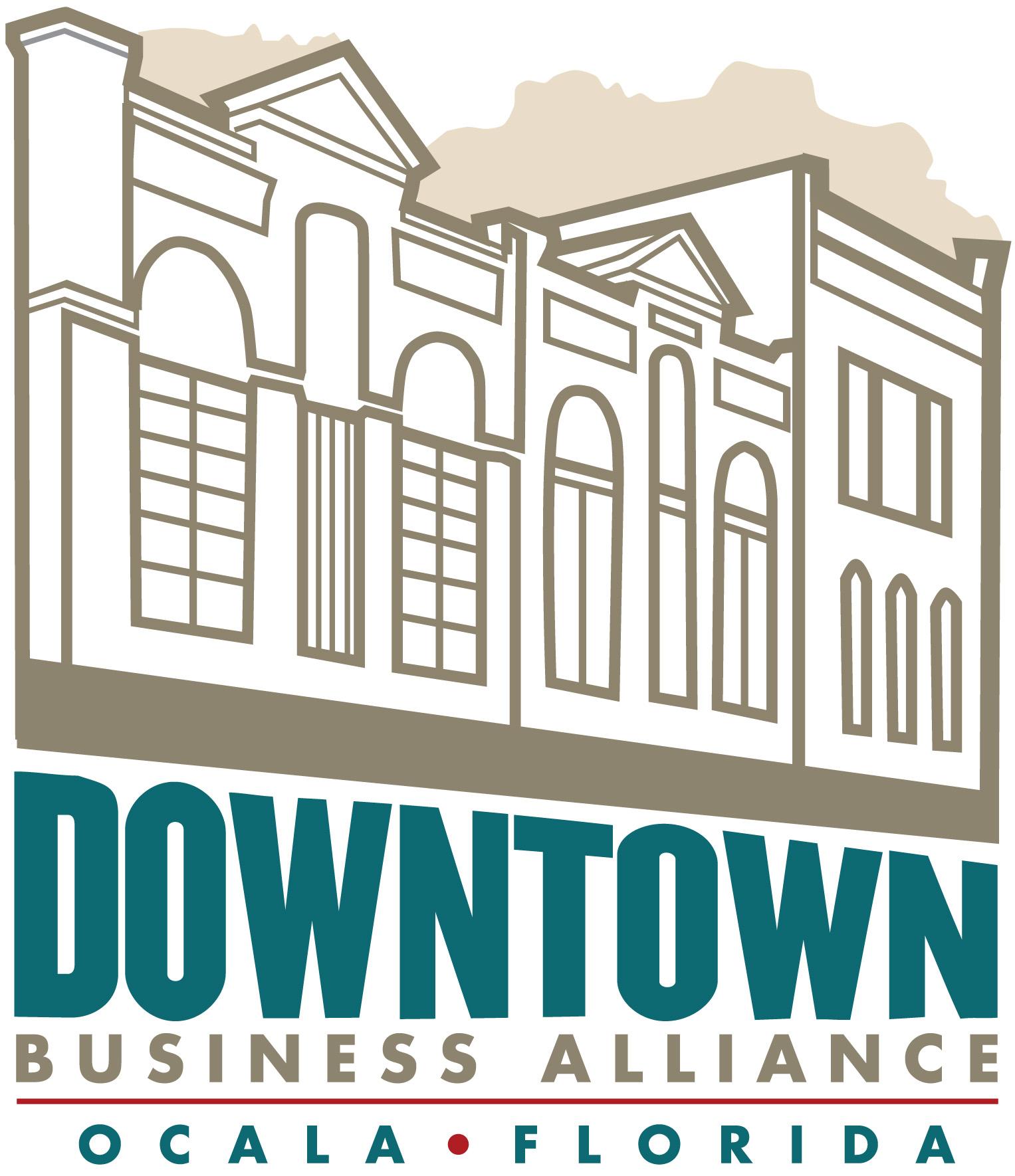 Business clipart downtown Florida Ocala Ocala Ocala Alliance