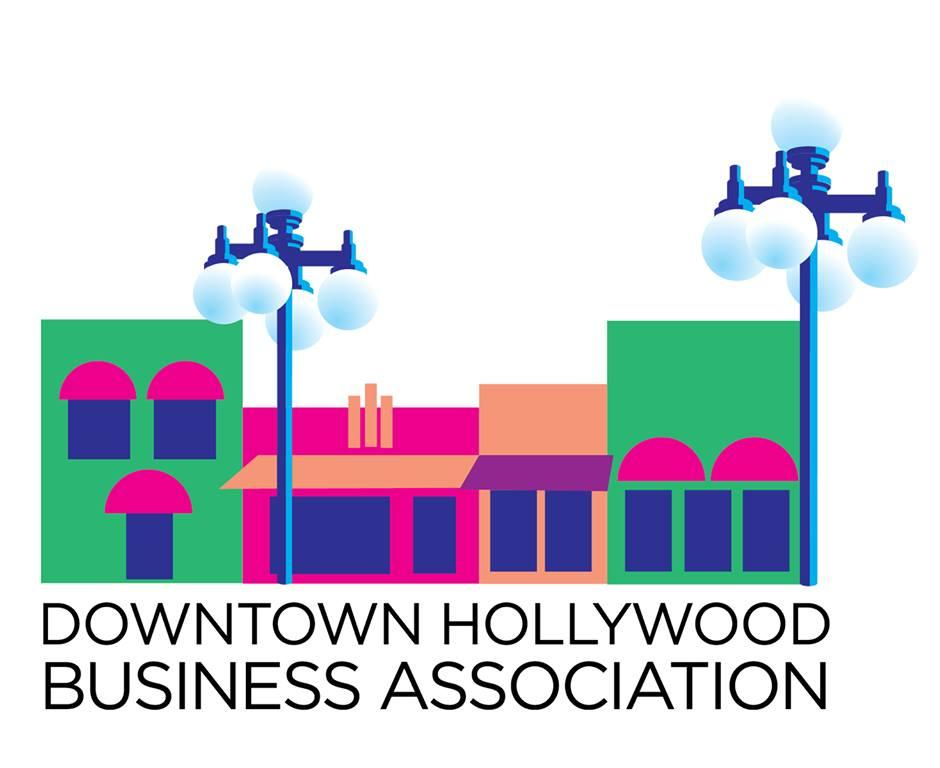 Business clipart downtown Website FL Business Hollywood Downtown