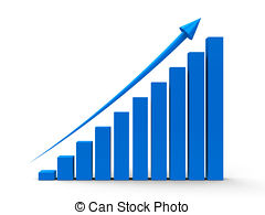 Business clipart graph  with Graph up Graph