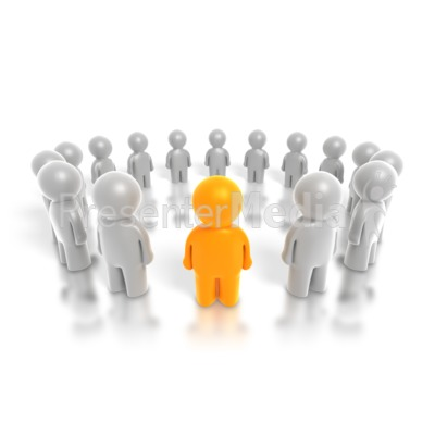 Business clipart group leader Ring  Business Leader Leader
