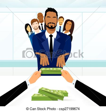 Business clipart group leader #9