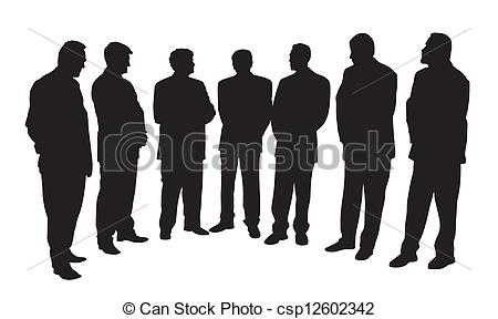Business clipart group person Of people Business People business