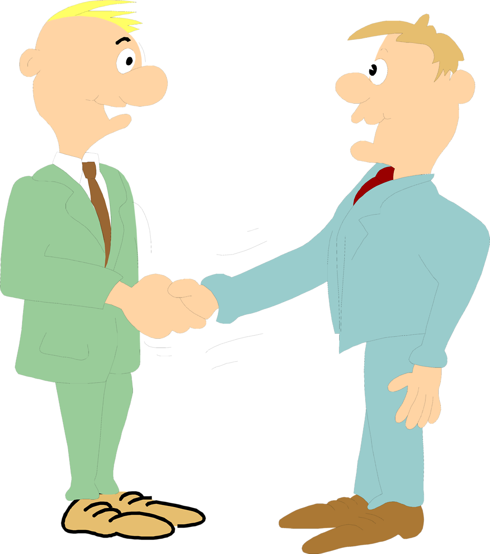 Business clipart hand shaking People business hands people business