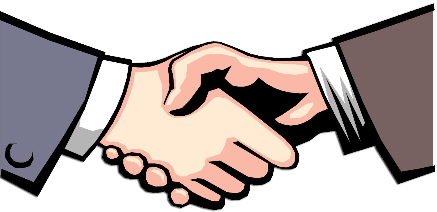 Business clipart hand shaking Handshake shake related clip 2