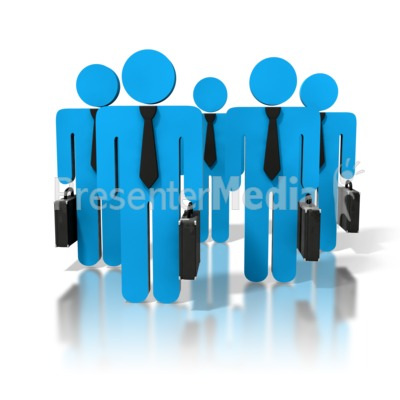 Business clipart huddle ID# Group Business Business Clipart