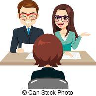Business clipart job interview  Job job interview Business