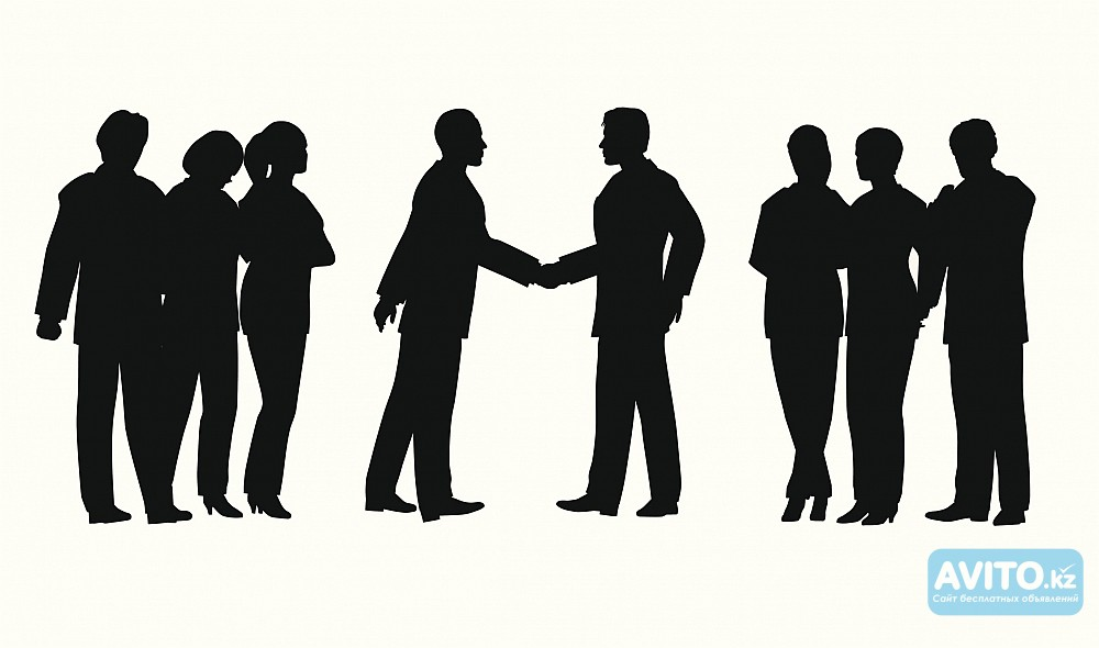 Business clipart meet and greet #10