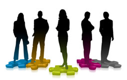 Business clipart new business Presentation jigsaw Articles stood Business