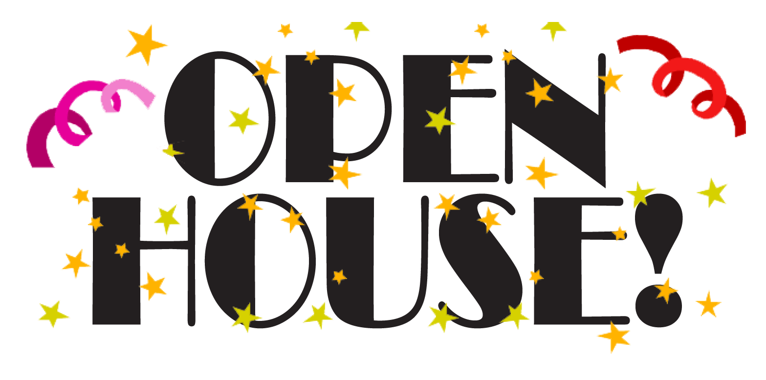 Business clipart open house Men House space' CoffeeHouse orchestrate