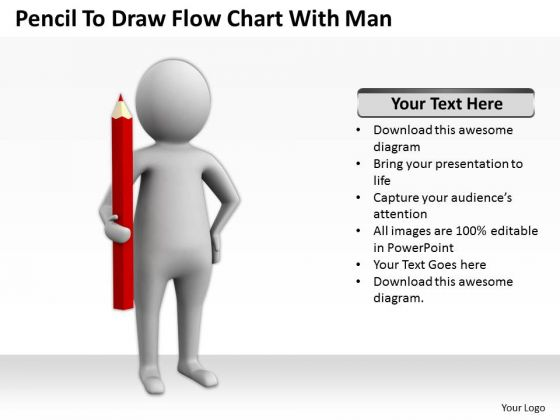 Business clipart powerpoint People Clipart Pencil Flow With
