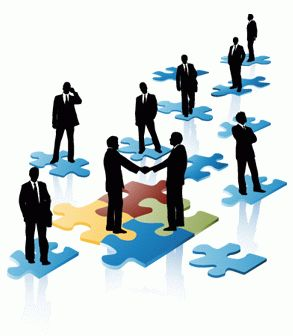 Business clipart sales team 13 Relationships Sales Reps 3