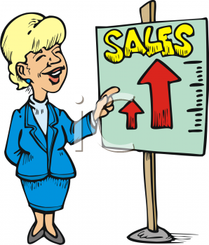 Business clipart sales team Business Free Sales Clipart Business
