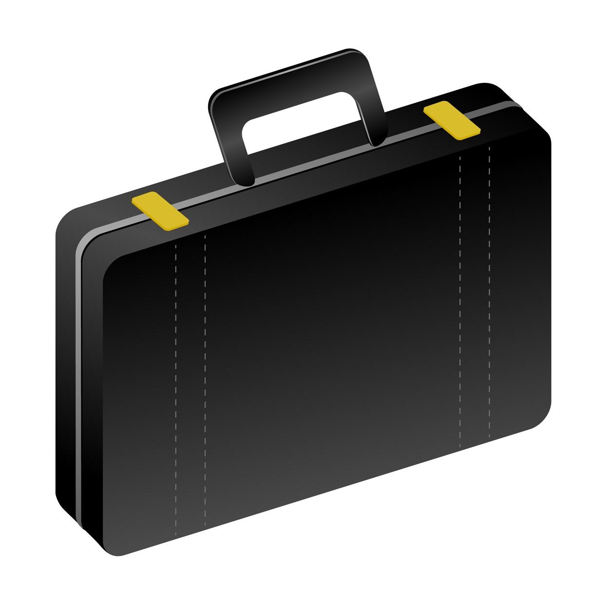 Business clipart suitcase Money clipart Zone Cliparts Business