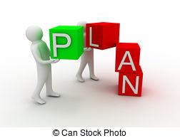 Reflection clipart team planning Word plan Magenta concept Plan