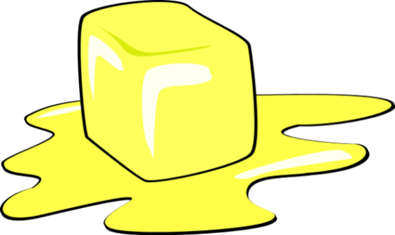 Butter clipart cheese slice Butter #3558 of art Clipart