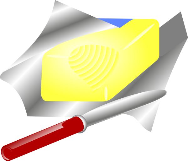 Butter clipart Art Clipart Free of Public