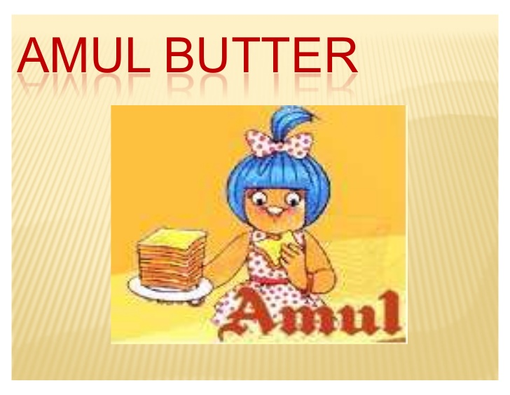 Butter clipart amul SlideShare amul ppt1 Upcoming 51325314
