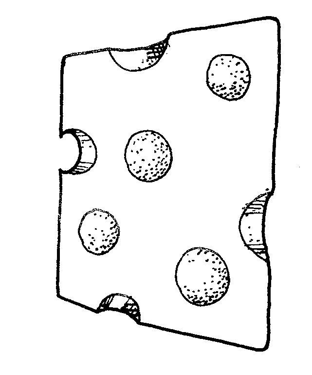 Butter clipart cheese slice Cheese Art Share Free Clip