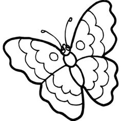Butter clipart outline Vector Bee Free Stock