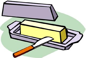 Butter clipart tub Clipart Clip Panda Art Butter