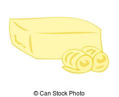 Butter clipart vector Images Clip vector Butter Butter