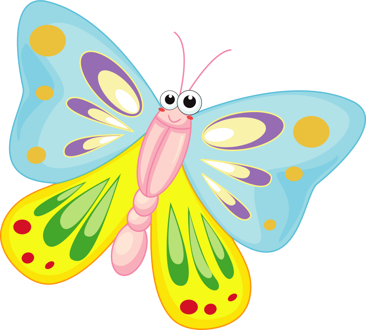 Bug clipart butterfly Butterfly butterfly art clipart