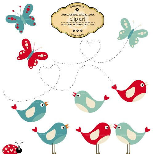 Bird clipart butterfly  Bird butterfly and clipart