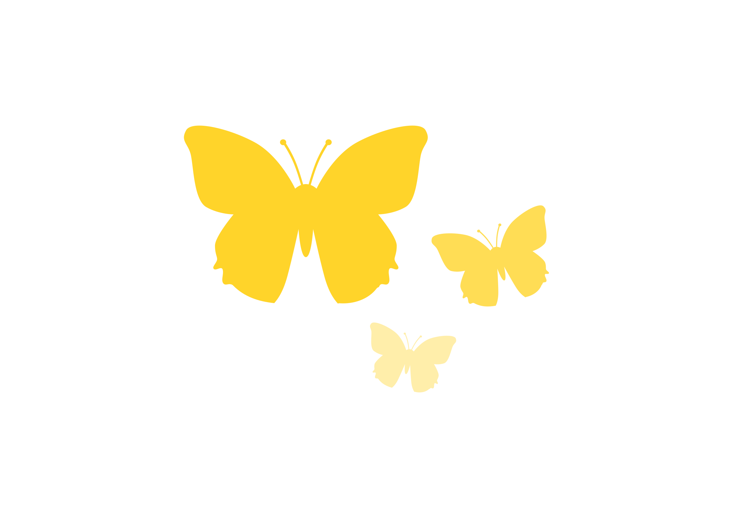 Butterfly clipart light yellow Art Yellow Library Clip Yellow