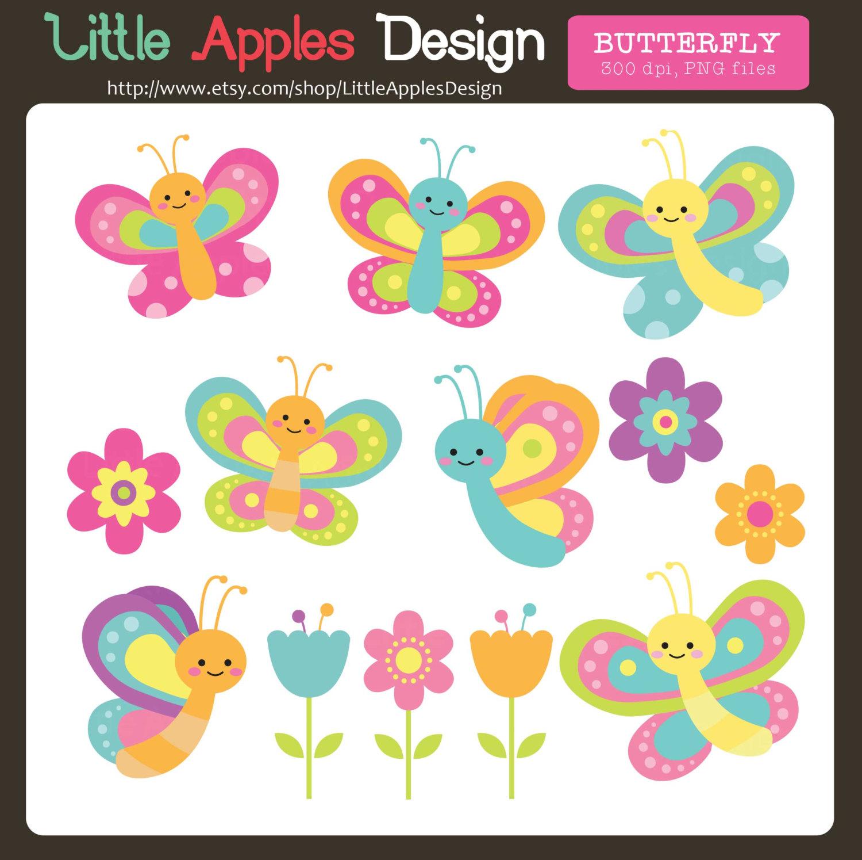 Butterfly clipart mariposa Butterfly / Butterfly Flower Personal
