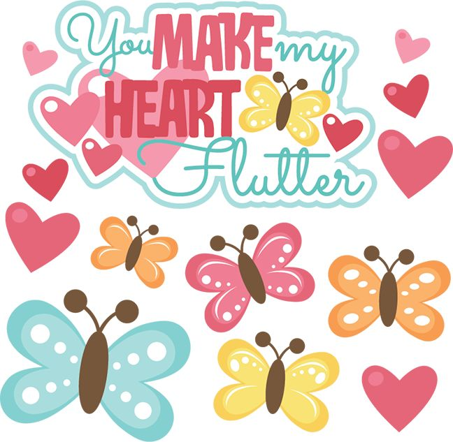 Butterfly clipart valentine's day Buggies Pinterest images ClipArt: 60