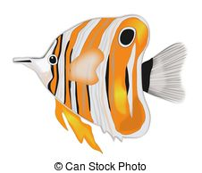 Butterflyfish clipart Fish fish a 367 on