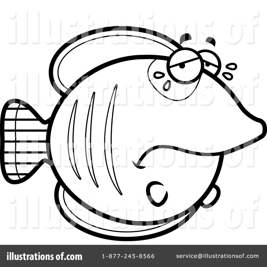 Butterflyfish clipart color fish Clipart Illustration Royalty Clipart Fish