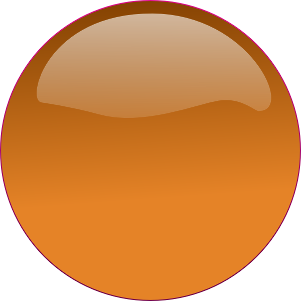 Button clipart brown Royalty at Clip Button Art