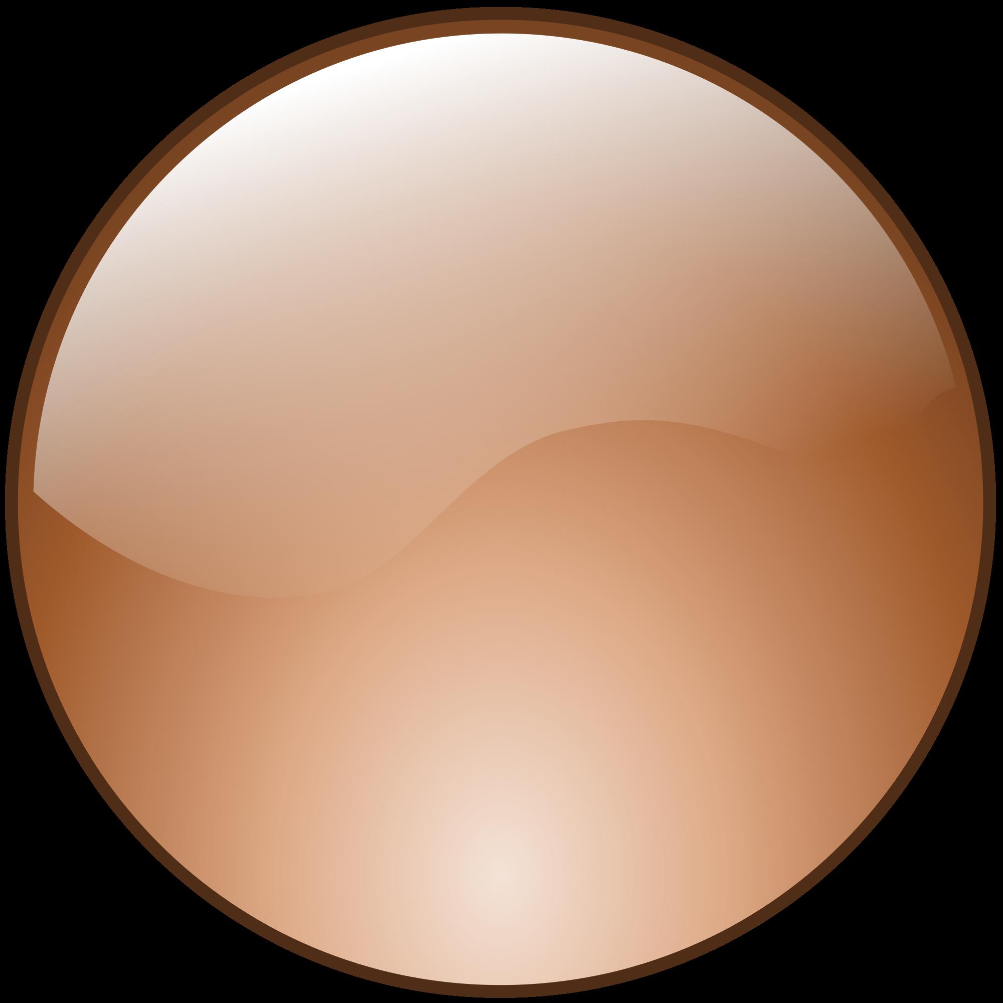 Button clipart brown Svg Icon File:Button Wikimedia Commons