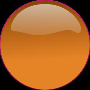Button clipart brown Vector Brown Clip Button Button