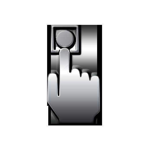 Button clipart press button Icon Button Icon » On