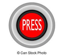 Button clipart press button 38 Illustrationby Press Press Stock