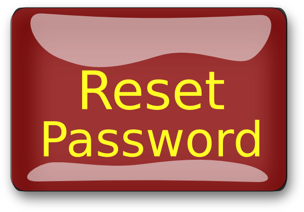 Button clipart reset Download image  as: Reset